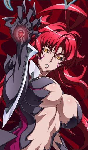 Masane Amaha • Witchblade • Absolute Anime